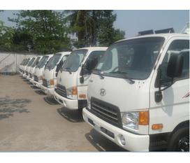 Xe tải Hyundai HD65 2,5 tấn và HD72 3,5 tấn giá tốt nhất Miền Bắc