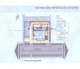 Bán chung cư Sông Đà Hà Đông 94m2 giá rẻ