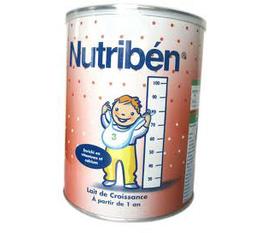 3 hộp sữa Nutriben số 3 1,2tr