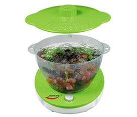 Máy khử độc hoa quả, Máy tạo Ozon khử độc NoNan chính hãng rửa rau quả,thực phẩm cực lỳ an toàn, bảo hành 1 năm