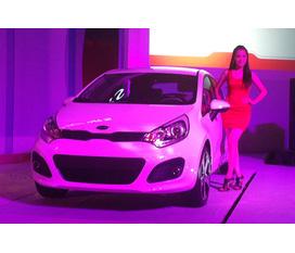 Rio Hatchback Nhập Khẩu 2012 Mới 100% full Option Giá Cạnh Tranh