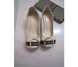 Thanh lý giá sốc giày bệt hàng Fake,guốc Fake Channel,Gucci,giày gót thấp....đủ cả