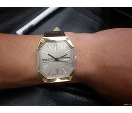 Cần bán đồng hồ cổ mạ vàng còn cực đẹp