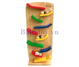 Đồ chơi gỗ trí tuệ giáo dục cho bé