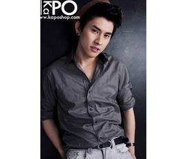 Sơmi thiết kế cho boy cá tính shop KaPo