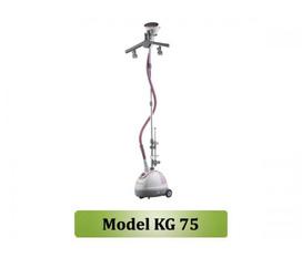 Bàn là hơi nước Kangaroo KG 75, Là phẳng quần áo rất nhanh mà không sợ bị hư vải. Sử dụng được cho mọi chất liệu vải