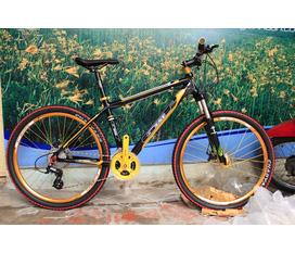 Xe đạp thể thao rèn luyện sức khỏe, bảo vệ môi trường. Kiểu khung MTB G328T giá rẻ.