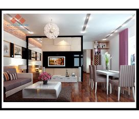 Thiết kế nội thất chung cư, thi công trọn gói chuyên nghiệp, Cty Không Gian Mở