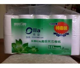 Giấy vệ sinh cao cấp OLLA giá rẻ