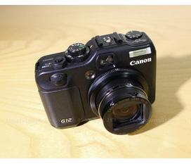 Bán Canon G12 máy ảnh đẹp xuất sắc