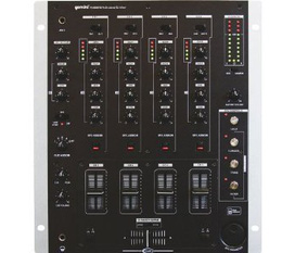 Gemini PS 828EFX 4 Channel Stereo Mixer With Effects