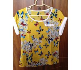 Bán lại áo bướm như hình. new 100%