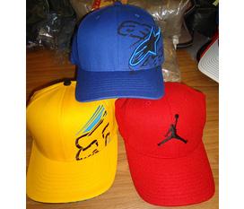 Mũ nón : Nike, Adidas , Fox ... hàng VNXK 100%