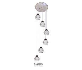 Đèn thả pha lê, đèn thả cao cấp, đèn thả trang trí phòng khách, đèn thả giá sỉ, mua đèn thả giá rẻ nhất,