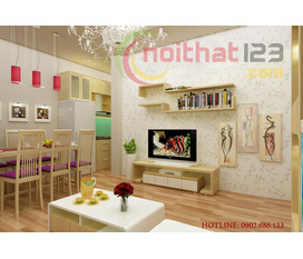 Nhận thi công nội thất gia đình dự án công ty kiến trúc 0902.686.123