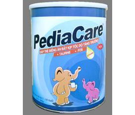 Sữa dành cho bé biếng ăn và suy dinh dưỡng Pedia care Trẻ từ 1 10 tuổi