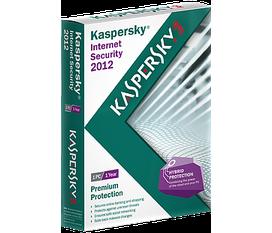 Kaspersky Internet Security 2012 giá rẻ uy tín nhất