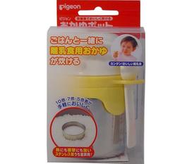 Cốc nấu cháo hàng Nhật cho bé