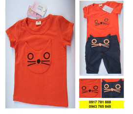 Shop Lật Đật giới thiệu lô hàng trẻ em gồm quần áo, phụ kiện cho bé mùa hè. Bé yêu sành điệu đón hè vui tươi