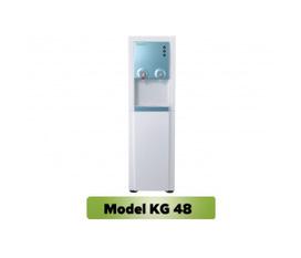 Máy làm nước nóng lạnh KG 48 : Lọc nước uống trực tiếp với bộ máy lọc nước RO KG 102
