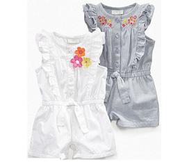 Váy áo xinh yêu cho bé gái 12 đến 24 tháng