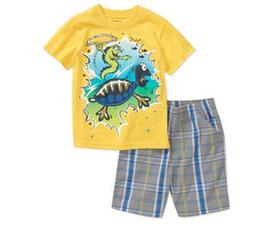 Quần áo năng động bé trai từ 2 đến 5 tuổi nhập từ Mỹ