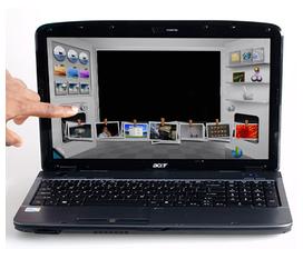 Laptop Acer Aspire 5738PZG màn hình cảm ứng đa điểm bán 5tr9
