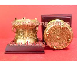 Trống đồng lưu niệm,quà tặng trống đồng