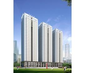 Cần bán gấp căn số 1 ct4 xala căn diện tích 62,8 m2 tầng trung hướng TN