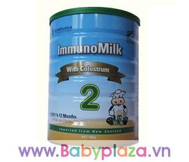 Sữa non Immunomilk Sữa Immunomilk khuyến mại đặc biệt tại Babyplaza