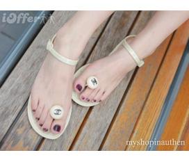 HàNội Sandal CHANEL , Crocs Hot Summer 140k