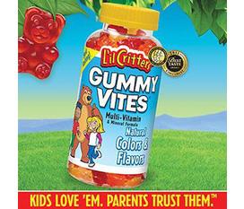 Kẹo gấu dẻo bổ sung vitamin cho bé yêu nhập khẩu từ Mỹ
