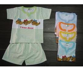 Quần áo trẻ em Bossini 100% Cotton Chất vải min, đẹp, hút mồ hôi và không hại da trẻ