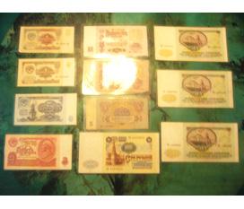 Tiền Nga thập kỷ 90