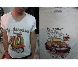 Áo phông nam Zara,TQ,Thái Lan số 108 Mai Hắc Đế,HN topic toàn bộ ẢNH THẬT