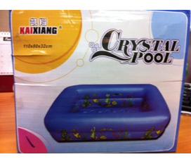 Thanh lý phao hồ bơi kèm bơm tay giá rẻ 350K