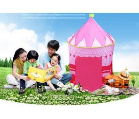 Lâu đài bóng nơi vui chơi an toàn cho trẻ