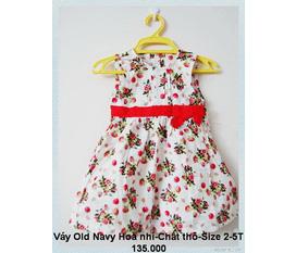 Váy cực xinh cực rẻ cho bé gái hiệu Oldnavy, zarakid, gapkid hàng VIệt Nam Xuất Khẩu từ 135k còn 70k hot