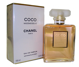 Chanel coco Mademoiselle 100ml made France