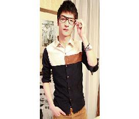 Sơ mi nam Sơ mi body So mi style Korea Một giá Hàng chuẩn. S1