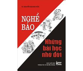 Giới thiệu sách nghiệp vụ BÁO CHÍ, truyền thông quốc tế 2012