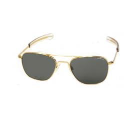Mắt kính GOLD fr 097 me Randolph Engineering RE AVIATOR sunglasses