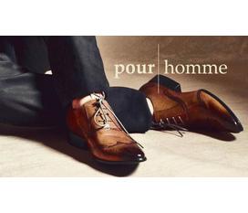 Hàng mới tháng 6 giày Hiệu Pour Homme