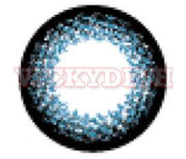 Thanh lý kính giãn Xtra Princess Blue của Vicky Dinh hsd đến tháng 11 có hóa đơn chỉ 170k kèm nc ngâm là 200k