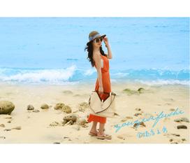 Váy đi biển NEW Style 18 Tây Sơn. Biển gọi hè 2012.
