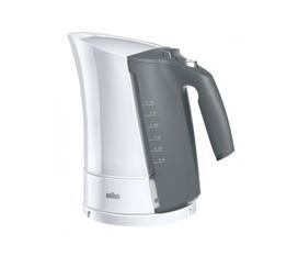 Ấm đun nước siêu tốc Braun WK300 1.7 lít, công suất 2200w nhập khẩu CH Séc