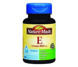 Nature Made Vitamin E 400IU, 300 Liquid Softgels