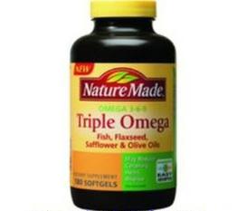 Viên bổ sung Omega 3 6 9 giúp hỗ trợ sức khỏe tim mạch, trí não