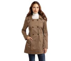 Áo khoác BCBGeneration Women s Pleated Coat