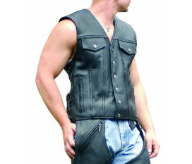 Áo khoác nam Milwaukee Motorcycle Clothing Company Medium Gambler Vest
